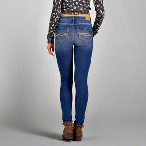 Abercrombie&Fitch | Skinny Jeans Size 4 REG